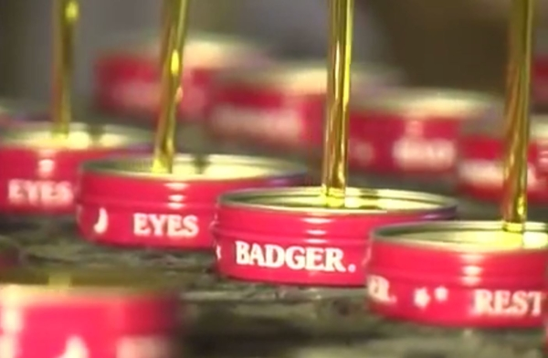 Manufacturing Video How Its Made Badger Sleep Balm