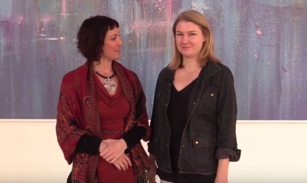 Video for Art - Machina Arts Hannah Clager Interview